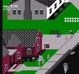 Paperboy op de NES